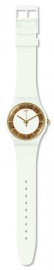 RELOJ SWATCH ORIGINALS NEW GENT SILIWHITE SUOW158