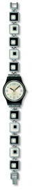 RELOJ SWATCH IRONY LADY CHESSBOARD LB160G
