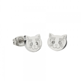 RELOJ MAREA JEWELS JUNGLE GATO PENDIENTES D00701/18
