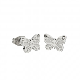 RELOJ MAREA JEWELS JUNGLE MARIPOSA PENDIENTES D00701/19