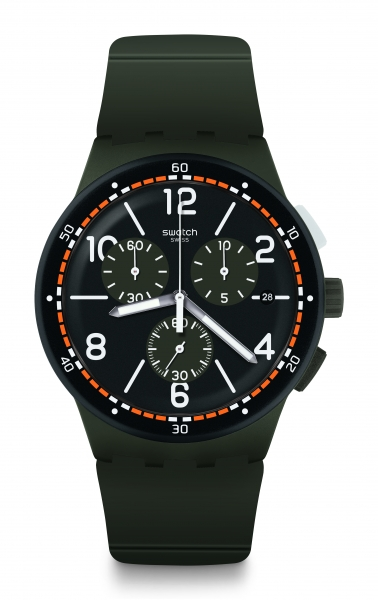 SWATCH ORIGINALS CHRONO K-KI SUSM405