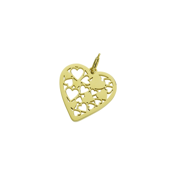 MAREA JEWELS CHENOA CORAZON CHARM D00502/23