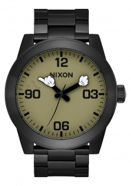 RELOJ NIXON MICKEY CORPORAL SS / BLACK / SURPLUS A3463094