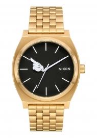 RELOJ NIXON MICKEY TIME TELLER / GOLD / BLACK A0453097