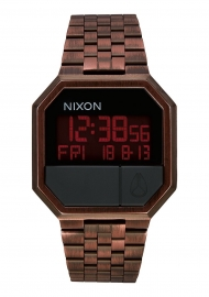 RELOJ NIXON RE-RUN / ANTIQUE COPPER A158894