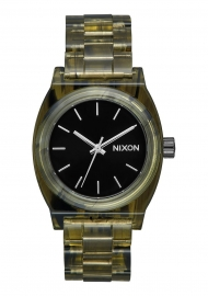 RELOJ NIXON MEDIUM TIME TELLER ACETATE GREEN A1214333