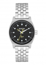 RELOJ NIXON MEDIUM TIME TELLER BLACK / ABYSSE A11302971