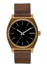 RELOJ NIXON TIME TELLER / BRASS / BLACK / BROWN A0453053
