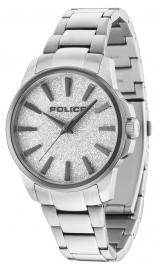 RELOJ POLICE AURORA 3H SILVER DIAL BRAC S.S R1453245002