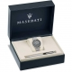 MASERATI GENTLEMAN 43MM AUTO GRAY DIAL SS BR R8823136005