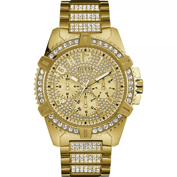 GUESS WATCHES GENTS FRONTIER W0799G2