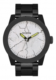 RELOJ NIXON CORPORAL BLACK AND JUSTICE FOR ALL A3463104