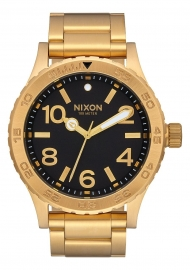 RELOJ NIXON 46 ALL GOLD / BLACK A916510