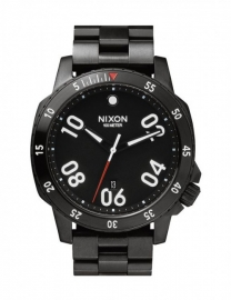 RELOJ NIXON RANGER ALL BLACK A506001