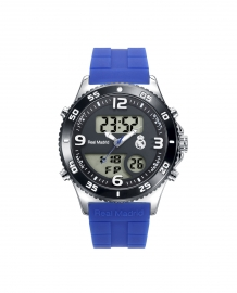 RELOJ REAL MADRID RMD0014-55