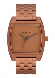 RELOJ NIXON TIME TRACKER MATTE COPPER GUNMETAL A12453165