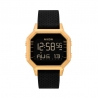 NIXON THE SIREN BLACK / GOLD A12112970