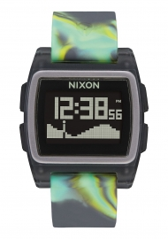 RELOJ NIXON THE BASE TIDE JELLYFISH GREEN A11043177
