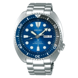 RELOJ SEIKO PROSPEX SAMURAI SAVE THE OCEAN