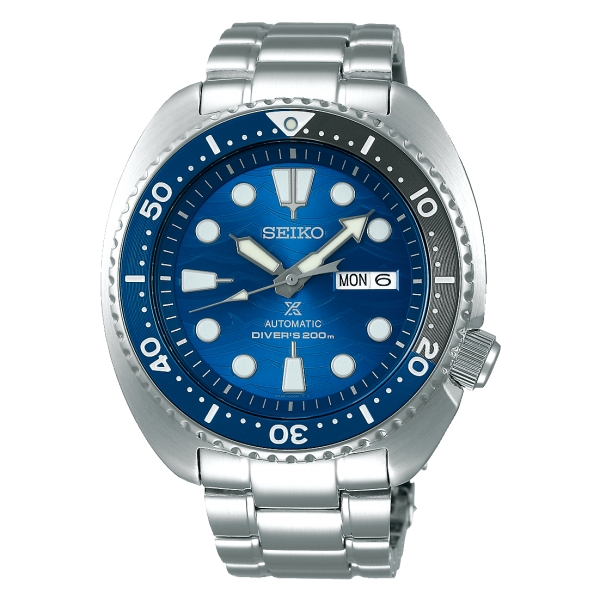 SEIKO PROSPEX SAMURAI SAVE THE OCEAN