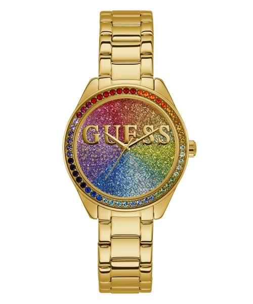 GUESS WATCHES LADIES GLITTER GIRL W0987L5