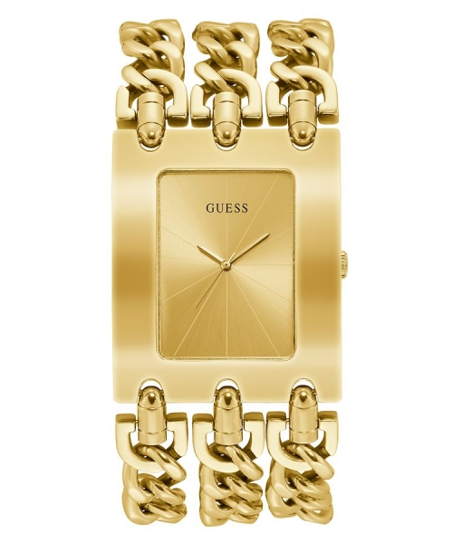 GUESS WATCHES LADIES HEAVY METAL W1274L2