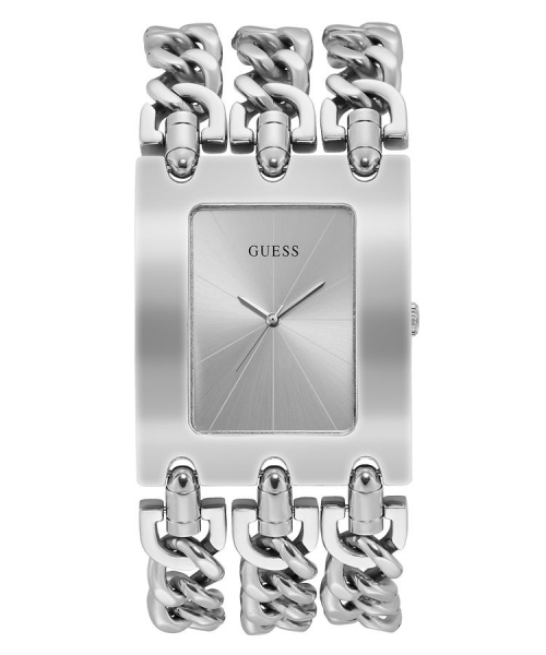 GUESS WATCHES LADIES HEAVY METAL W1274L1