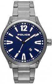 RELOJ POLICE DENTON 3H BLUE DIAL GUN BR R1453306002