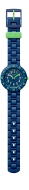 RELOJ FLIK FLAK POWER TIME SOLO DARK BLUE FCSP086