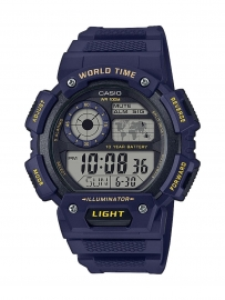 RELOJ CASIO COLLECTION AE-1400WH-3AVEF