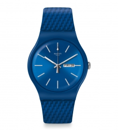 RELOJ SWATCH NEW GENT BRICABLUE SUON711