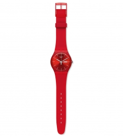 RELOJ SWATCH NEW GENT RED REBEL SUOR701