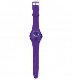 RELOJ SWATCH NEW GENT PURPLE REBEL SUOV702