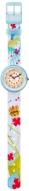 RELOJ FLIK FLAK STORY TIME TROPICAL FUN FBNP127