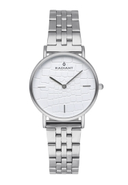 RELOJ RADIANT COCO 32MM WHITE DIAL SILVER SS BAND RA527201