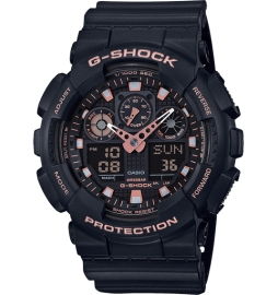 RELOJ CASIO G-SHOCK GA-100GBX-1A4ER