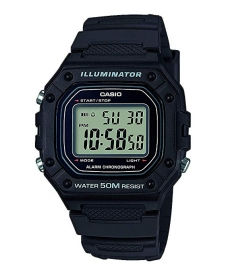 RELOJ CASIO COLLECTION W-218H-1AVEF