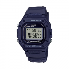 RELOJ CASIO COLLECTION W-218H-2AVEF