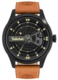 RELOJ TIMBERLAND NORTHBRIDGE 46MM BLACK 3H DATE BROWN LEA 15930JSB-02