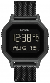 RELOJ NIXON SIREN MILANESE ALL BLACK A1272001