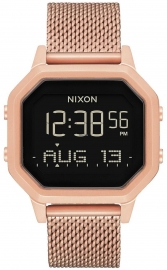 RELOJ NIXON SIREN MILANESE ALL ROSE GOLD A1272897