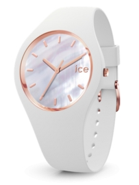 RELOJ ICE WATCH PEARL - WHITE - SMALL - 3H IC016935