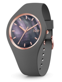 RELOJ ICE WATCH PEARL - GREY - SMALL - 3H IC016937