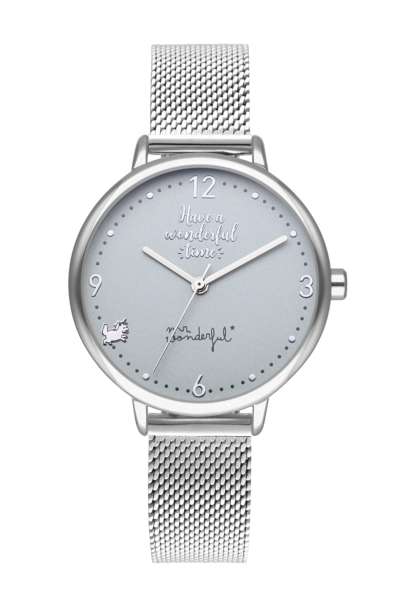 MR WONDERFUL WATCH SHINE AND SMILE / SILVER&GREEN / M WR10200