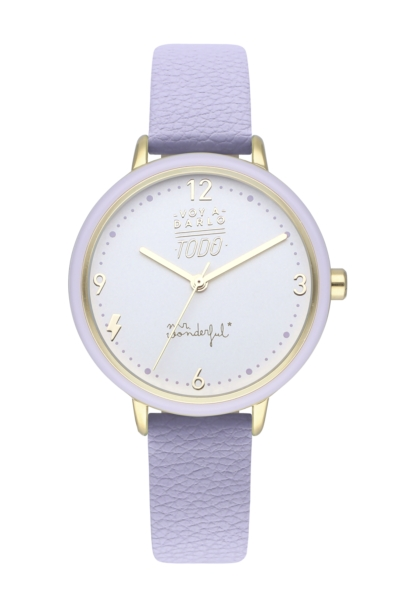 MR WONDERFUL WATCH WONDERFUL TIME / IPG&PURPLE WR20300