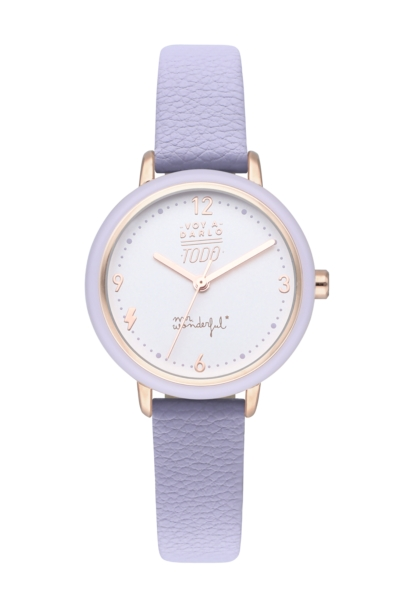 MR WONDERFUL WATCH WONDERFUL TIME / IPRG&PURPLE WR25300