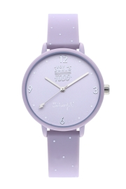 RELOJ MR WONDERFUL WATCH HAPPY HOUR / PURPLE&DOTS WR30300