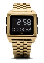 RELOJ ADIDAS ARCHIVE_M1 GOLD / BLACK Z01513-00