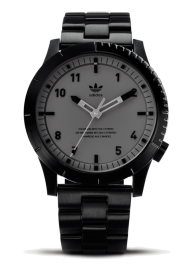 RELOJ ADIDAS CYPHER_M1 BLACK / CHARCOAL Z03017-00