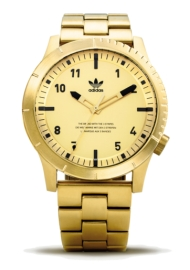 RELOJ ADIDAS CYPHER_M1 ALL GOLD / BLACK Z03510-00